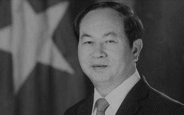 Lễ đưa tang chủ tịch nước Trần Đại Quang