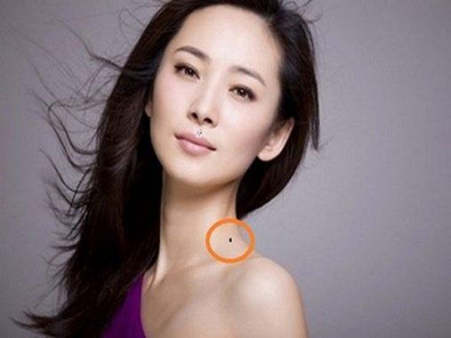 Xem bói nốt ruồi trên cơ thể phụ nữ đoán vận mệnh của bạn