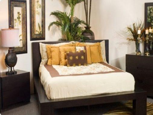 Những cách sắp xếp phong thủy phòng ngủ cho gia đình bạn