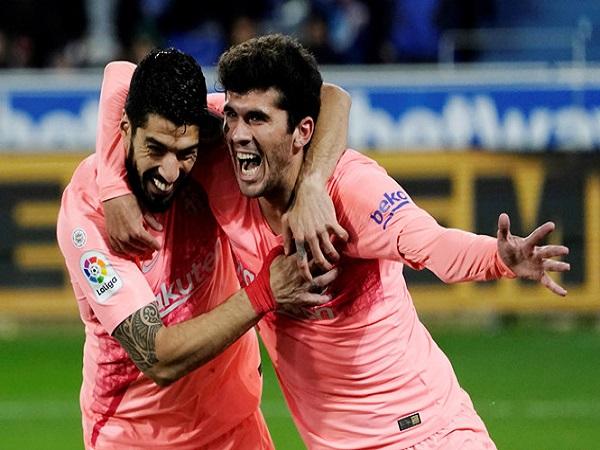Barcelona chờ Atletico Madrid thua để đăng quang vô địch