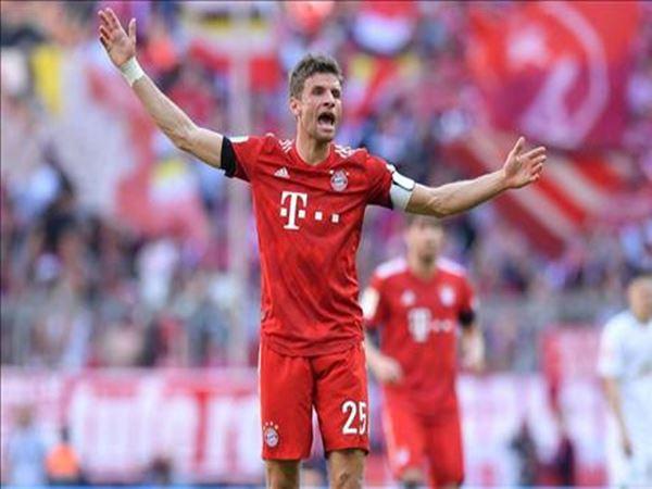Thomas Muller muốn Bayern Munich giành cú đúp danh hiệu quốc nội