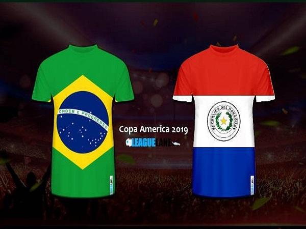Dự đoán Brazil vs Paraguay, 7h30 ngày 28/06