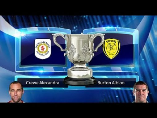 Nhận định kèo Crewe vs Burton Albion 1h30, 4/09 (EFL Trophy)