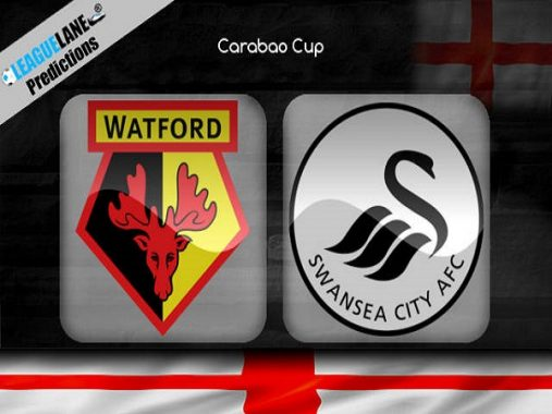 Nhận định kèo Watford vs Swansea 1h45, 25/09 (Cúp Liên đoàn Anh)