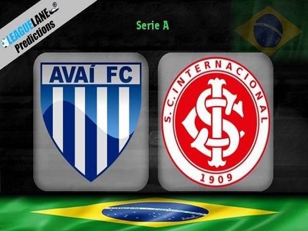 Nhận định Avai vs Internacional, 5h15 ngày 18/10