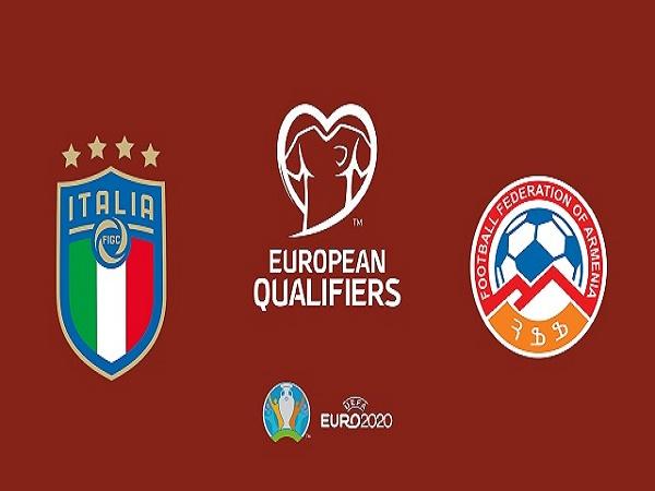 Nhận định kèo Italia vs Armenia 2h45, 19/11 (Vòng loại EURO 2020)