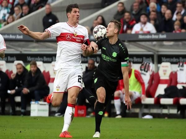 Nhận định Hannover vs Stuttgart, 19h ngày 21/12