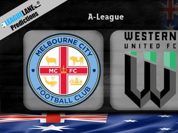 Nhận định Melbourne City vs Western United, 15h30 ngày 3/1