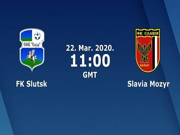 Nhận định Slutsk vs Slavia Mozyr, 18h00 ngày 22/03