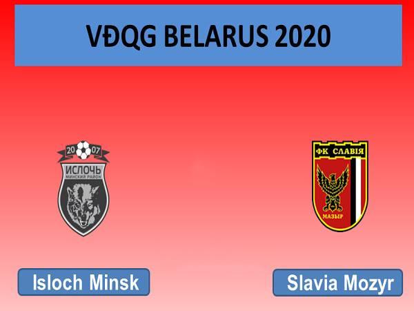 Nhận định Isloch Minsk vs Slavia Mozyr 20h00, 18/04 (VĐQG Belarus)