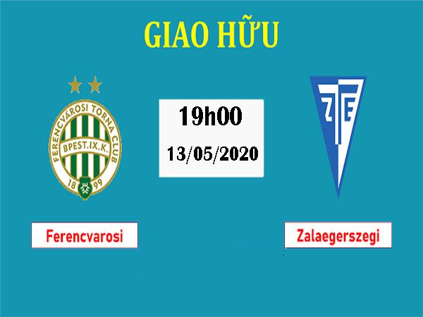 Nhận định Ferencvarosi vs Zalaegerszeg, 19h00 ngày 13/5