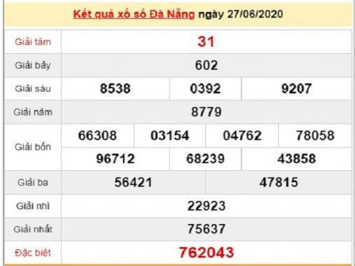 Phân tích kqxs Đà Nẵng 1/7/2020, chốt số dự đoán XSDNG