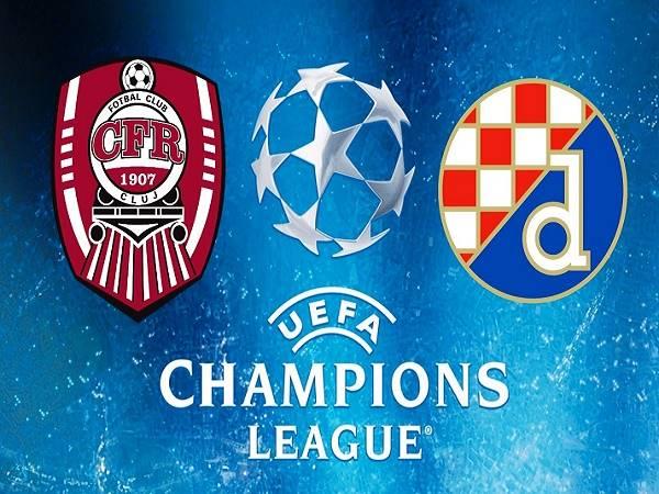 Nhận định CFR Cluj vs Dinamo Zagreb, 1h00 ngày 27/08