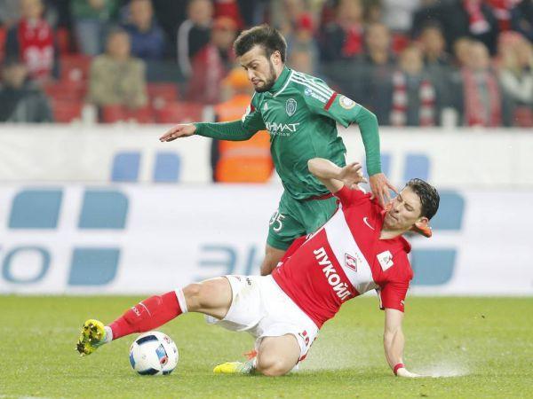 Nhận định kèo Spartak Moscow vs Akhmat