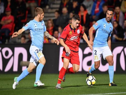 Nhận định Melbourne City vs Adelaide United (16h30 ngày 11/8)