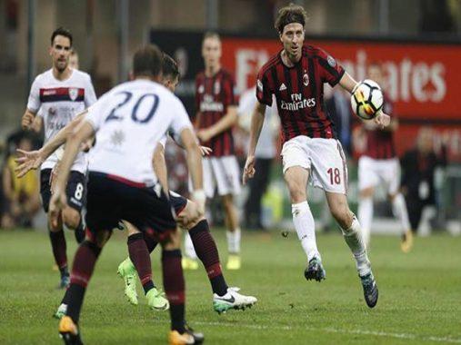 Nhận định trận đấu AC Milan vs Cagliari (1h45 ngày 2/8)