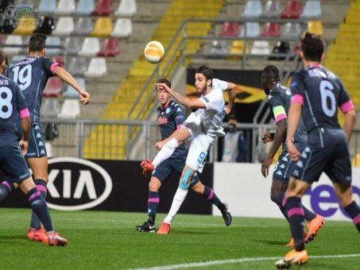 Nhận định tỷ lệ Napoli vs Rijeka, 03h00 ngày 27/11 – Cup C2