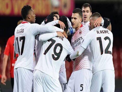 Nhận định trận đấu Cagliari vs AC Milan (2h45 ngày 19/1)