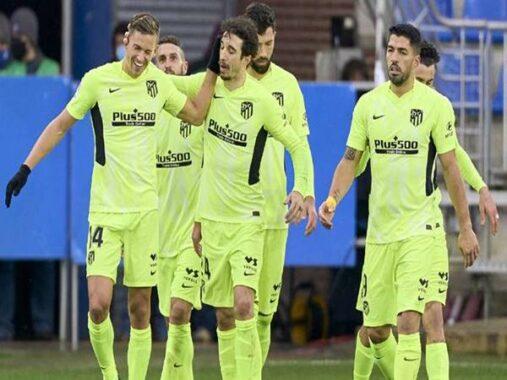 Nhận định trận đấu Eibar vs Atletico Madrid (3h30 ngày 22/1)