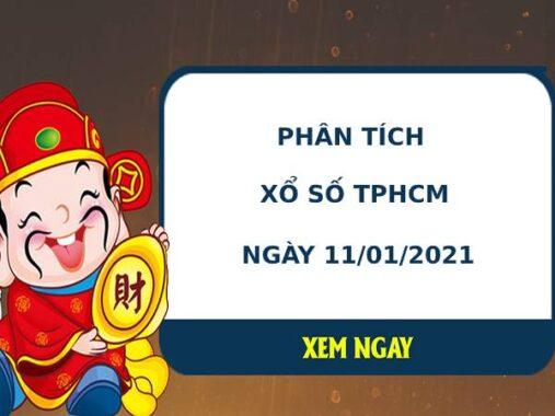 Phân tích kết quả XS TPHCM ngày 11/01/2021