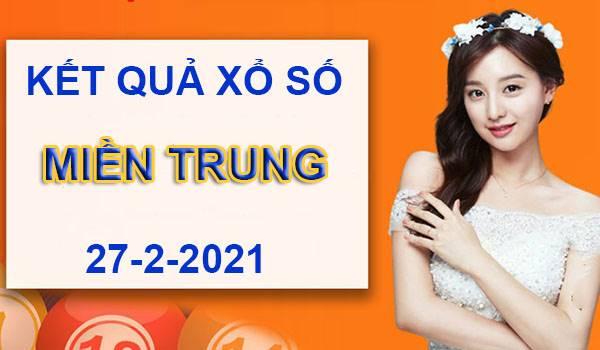 Phân tích sổ xố Miền Trung thứ 7 ngày 27/2/2021