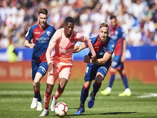 Nhận định kèo Châu Á Barcelona vs Huesca (3h00 ngày 16/3)