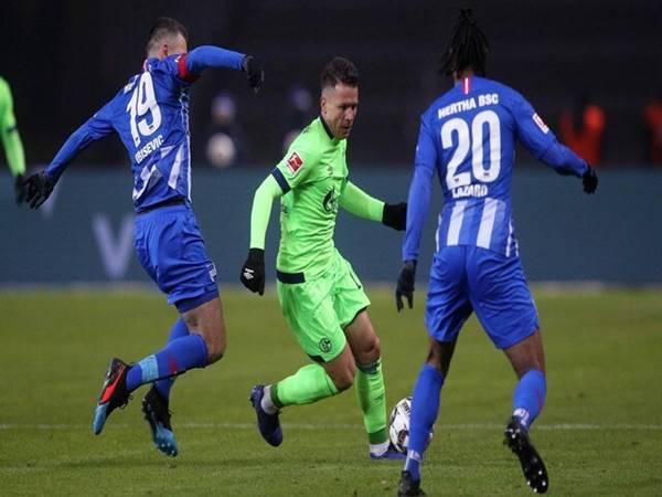 Nhận định trận đấu Schalke vs Hertha Berlin (23h00 ngày 12/5)