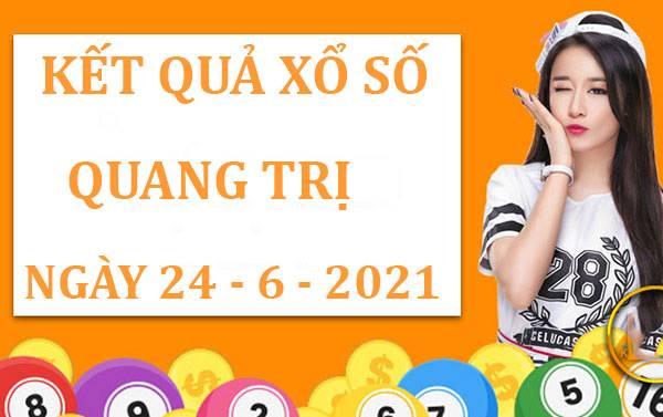 Phân tích xổ số Quảng Trị thứ 5 ngày 24/6/2021