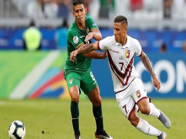 Nhận định bóng đá Bolivia vs Venezuela (3h00 ngày 4/6)