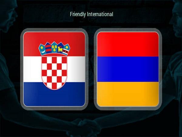 Nhận định Croatia vs Armenia – 23h00 01/06/2021 – Giao hữu ĐTQG