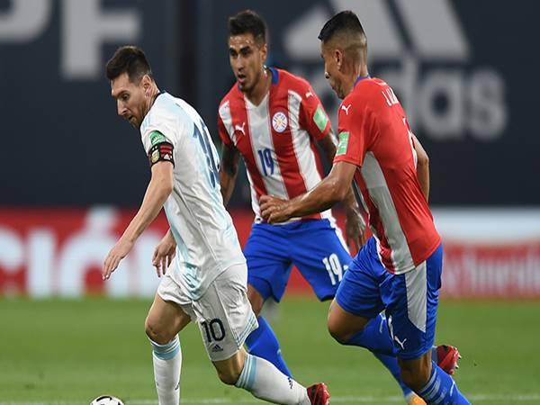 Nhận định trận đấu Argentina vs Paraguay (7h00 ngày 22/6)
