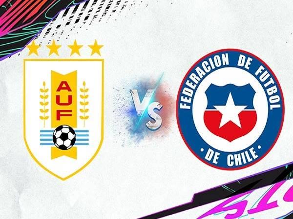 Nhận định Uruguay vs Chile – 04h00 22/06/2021, Copa America