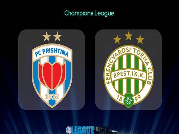 Nhận định Prishtina vs Ferencvaros – 01h00 14/07/2021, Cúp C1 châu Âu