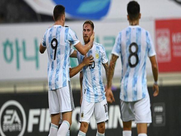Nhận định tỷ lệ U23 Argentina vs U23 Australia, 17h30 ngày 22/7 - Olympic 2020