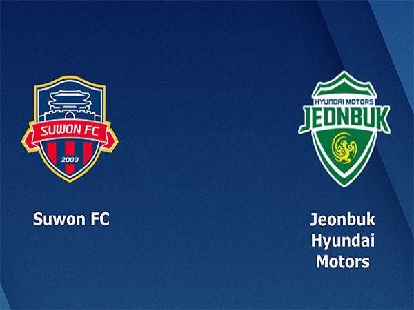 Nhận định Suwon City vs Jeonbuk – 17h30 04/08, VĐQG Hàn Quốc