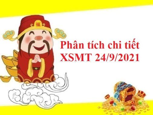 Phân tích chi tiết XSMT 24/9/2021 hôm nay