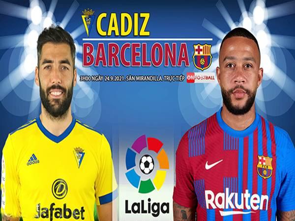 Nhận định kết quả Cadiz vs Barcelona, 03h00 ngày 24/9