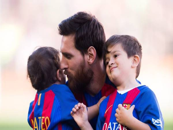 Con trai Messi là ai? Fan cứng Messi ai cũng phải biết