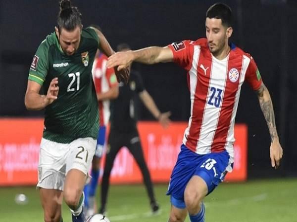 Nhận định trận đấu Bolivia vs Paraguay (3h00 ngày 15/10)